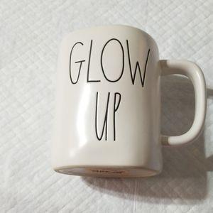 """Rae Dunn """"Grow up!"""" Mug"""